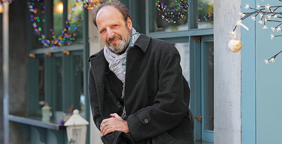 Δημήτρης Αποστόλου: ''Θα άλλαζα την ιστορία στους «Δύο ξένους»