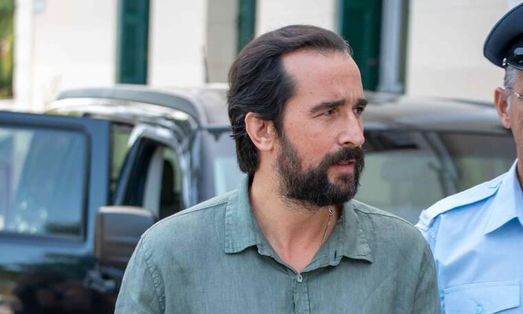 Τάσος Νούσιας για «Έξαψη» : «Ο Αλέξανδρος φυλακίζεται με βαρύ κατηγορητήριο»