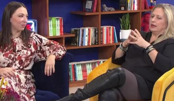 Σάντρα Βουτσά – Αλίκη Κατσαβού: Η κοινή συνέντευξη μετά τον θάνατο του Κώστα Βουτσά