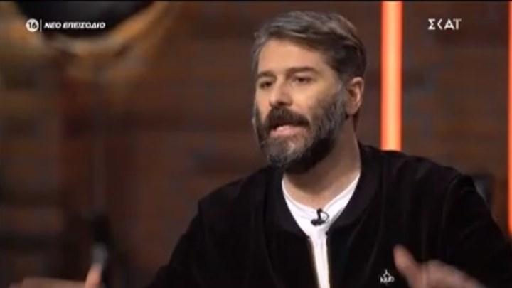 Μπουρδούμης: Σκηνοθέτης μου έκανε κρούση, έπαθα σχεδόν ναυτία - Τι είπε για τις καταγγελίες