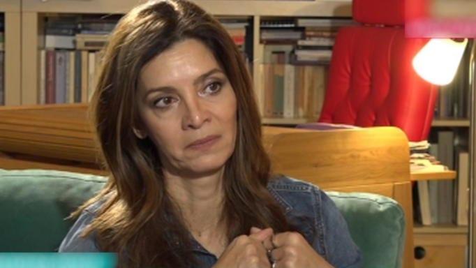 Η Κατερίνα Λέχου συγκλονίζει: «Ο Γιώργος Κιμούλης με έβριζε, έπινα και έπαιρνα Lexotanil»