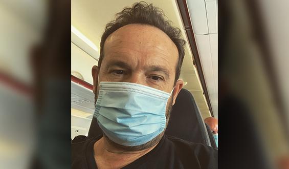 Κ. Μακεδόνας: Το μήνυμά του για τις... μάσκες!
