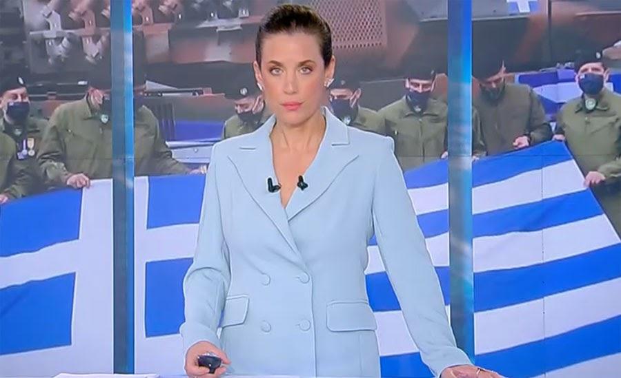 Μένει ή φεύγει η Εύα Αντωνοπούλου από τον ΣΚΑΙ;