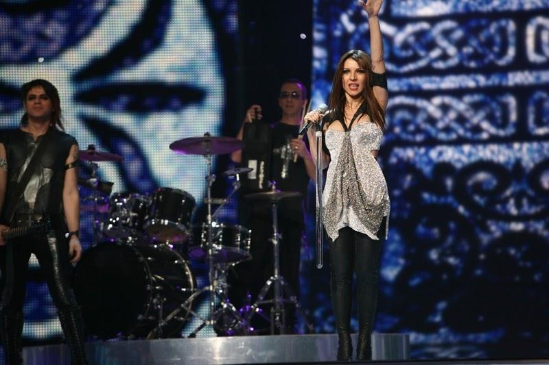 Ευρυδίκη: «Αδικήθηκα στην Eurovision λόγω σκηνικής παρουσίας»