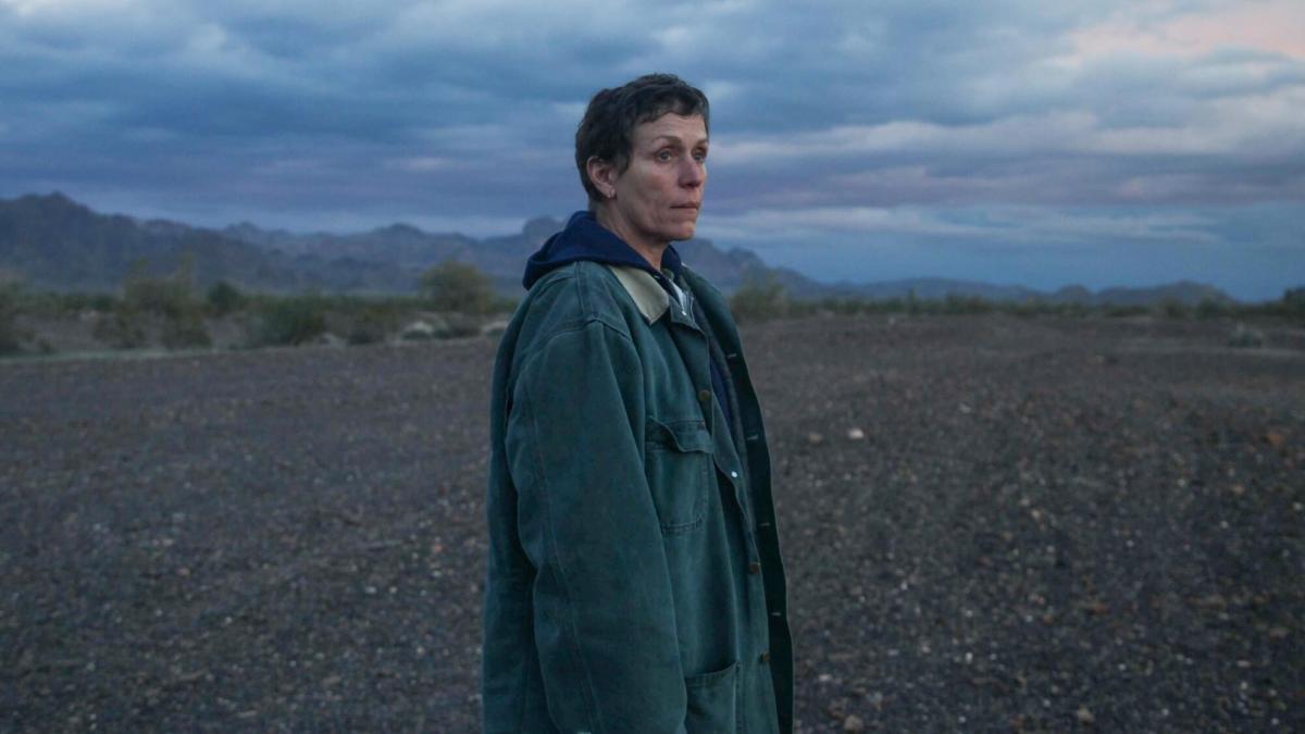 «Nomadland»: Κέρδισε το BAFTA καλύτερης ταινίας