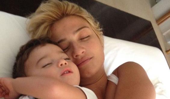 Φαίη Σκορδά: «Ήλιε μου, ζωή μου... σ αγαπώ»!