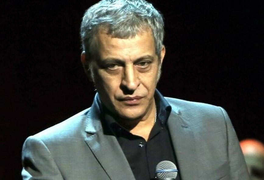 Συνελήφθη (ξανά) ο Θέμης Αδαμαντίδης