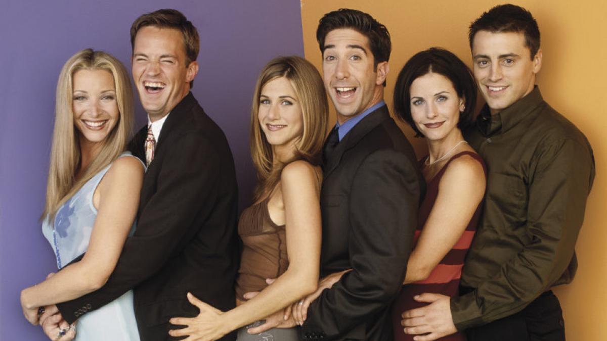«Friends Reunion» - Τρέιλερ για τη μίνι επιστροφή της θρυλικής σειράς
