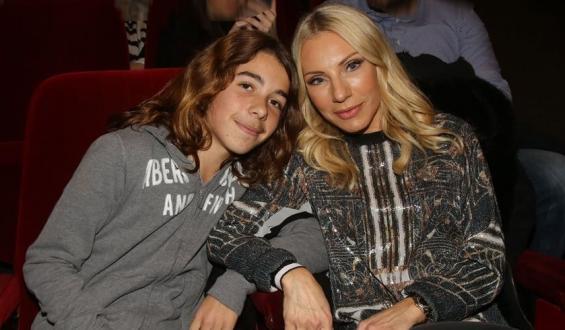 Έλενα Τσαβαλιά: H εντυπωσιακή τούρτα για τα γενέθλια του γιου της!
