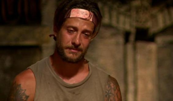 Survivor: Ξέσπασε σε λυγμούς ο Ηλίας Μπόγδανος