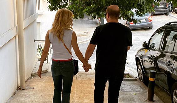 Ε. Τσαβαλιά: Τα λόγια καρδιάς για τα 12 χρόνια γάμου με το Μάρκο!