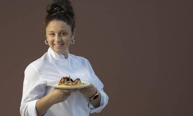 Στο πρωινό του STAR η πρώτη Ελληνίδα Masterchef