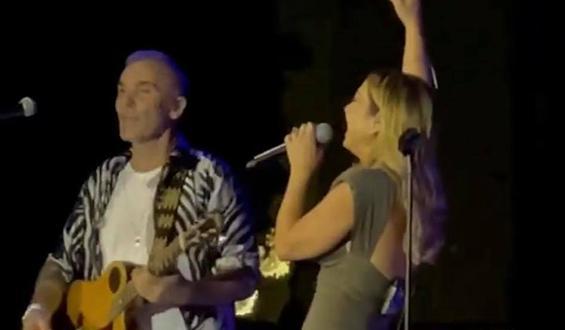 Τα... γαλλικά στη συναυλία Ρόκκου - Ασλανίδου