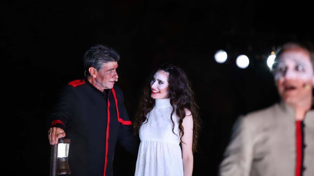 Ο «Οθέλλος» με τον Γιάννη Μπέζο στο Ηρώδειο