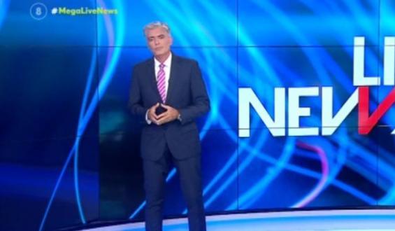 Live News: Ο Νίκος Ευαγγελάτος έκανε πρεμιέρα