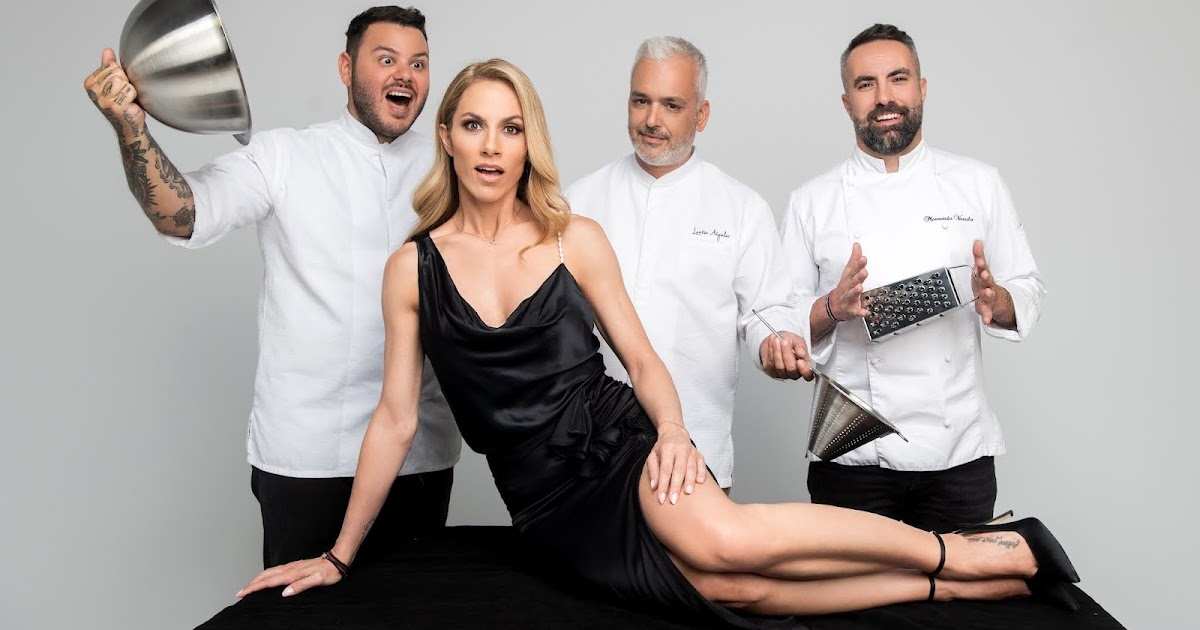 Το «Game of Chefs» κάνει πρεμιέρα την Δευτέρα στις 21:00 το βράδυ