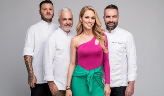Το Game of Chefs κάνει πρεμιέρα και οι μάγειρες παίρνουν θέση μάχης