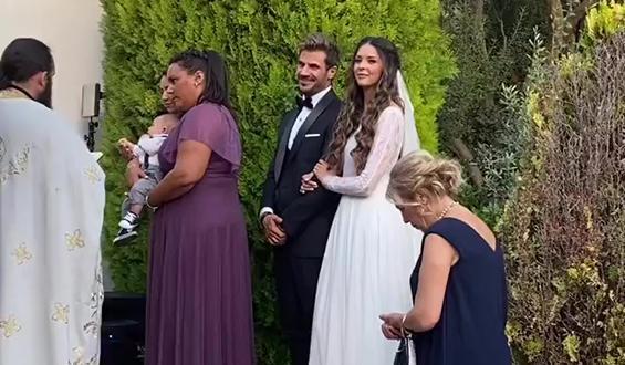 Α. Πετρετζίκης: Ο γάμος και... η βάφτιση του γιου του!